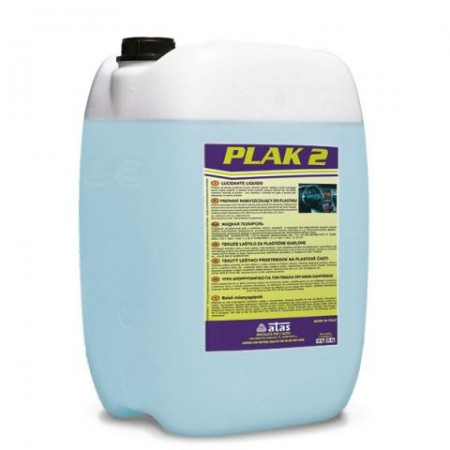 PLAK 2R, 25кг - средство для полировки пластика