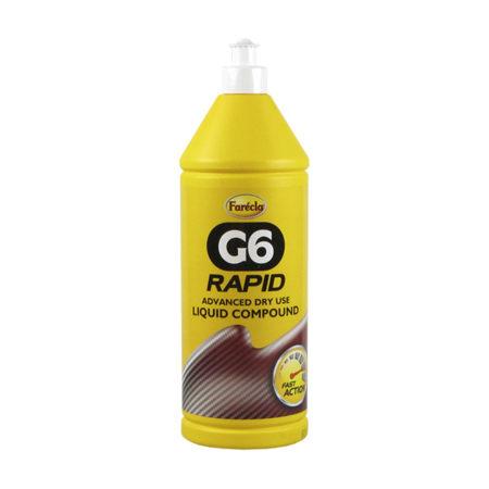 FARECLA G6, 1л - Эмульсия полировочная в сухую