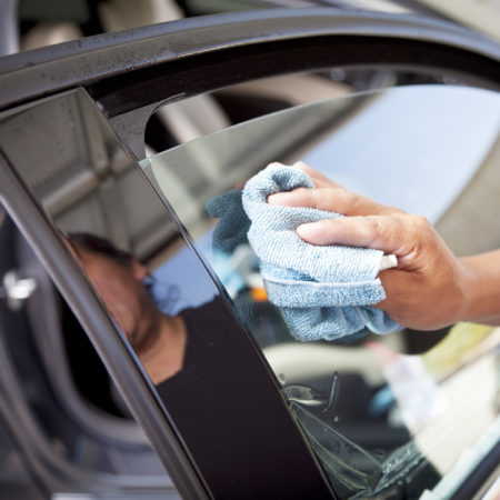 Средства для автостёкол и зеркал