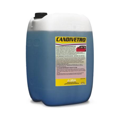 Candivetro, 10кг - средство для очистки стекол и зеркал