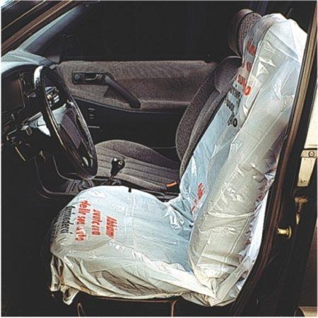 Защитная плёнка на сиденья, 100шт
