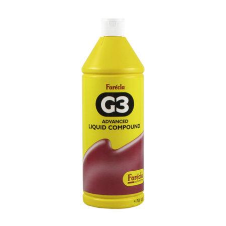 G3, 1л - универсальная абразивная эмульсия