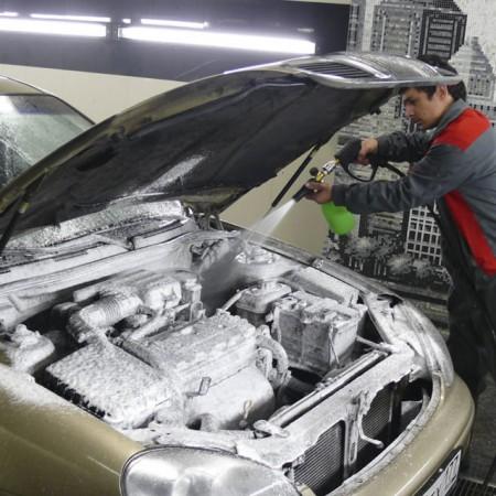 Очистители двигателя