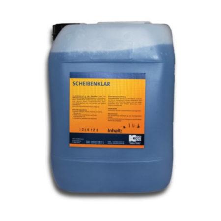 Scheibenklar, 10л - средство для чистки стекол c нашатырным спиртом